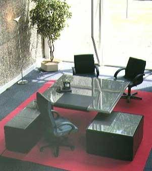 Arredamenti ufficio progetti tridimensionali e for Fenice design sedie ufficio