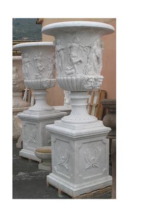 Complementi arredo giardino ed interni in marmo travertino e altre pietre le pietre s r l for Arredo giardino pietrasanta