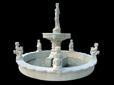 Complementi arredo giardino ed interni in marmo for Complementi da giardino