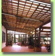 Arredamenti per esterni falcos arredamenti per giardino for Terrazzi arredamento da esterni