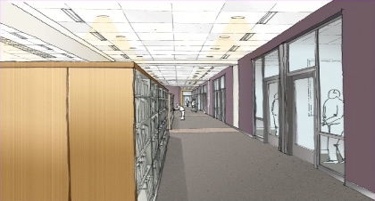 Arredo e design per uffici e negozi progettazione di for Design ufficio srl