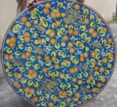 S g ceramiche artigianali - Tavolo pietra lavica ...