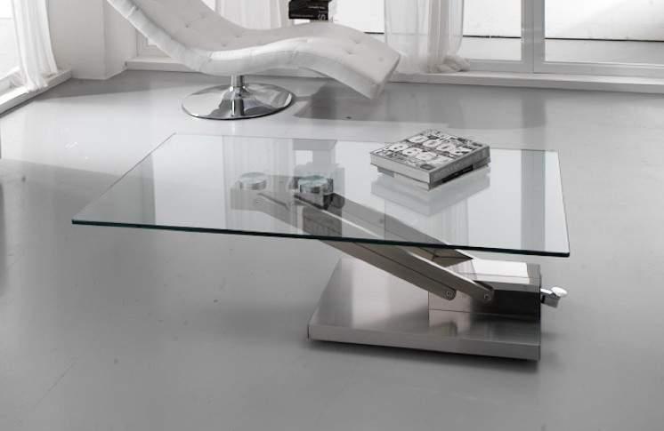 Tavolini moderni per dar un tocco di design al salotto for Tavolini soggiorno moderni