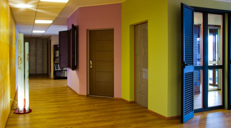 Di luca infissi azienda leader a roma nella vendita e - Porte e finestre salerno ...