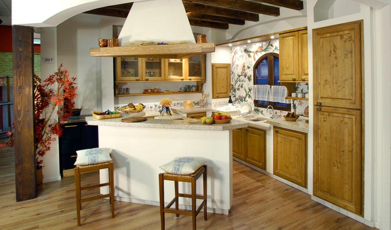 Emejing mobili rustici per cucina ideas skiliftsus for Arredamento ristorante rustico
