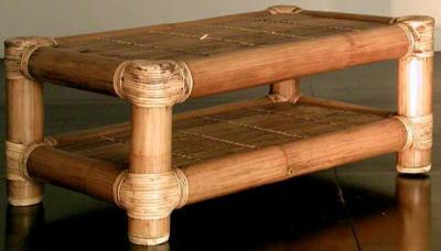 Tavoli Da Salotto Fai Da Te : Canne di bambù: tavolo da salotto fai da te arrediamo.net