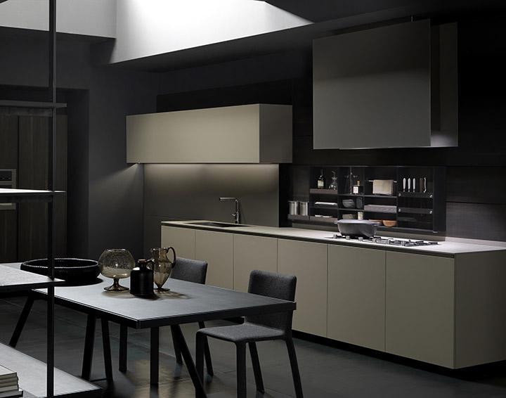 Mudulnova cucine: design moderni e grande funzionalità - arrediamo.net