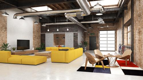 Da magazzino a loft industriale. idee per ristrutturare arrediamo.net