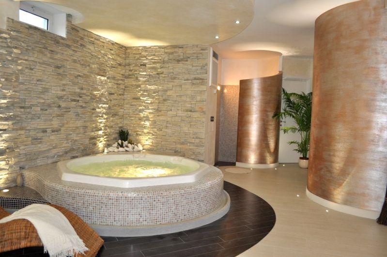 Come creare una spa nel proprio bagno - Bagno stile spa ...