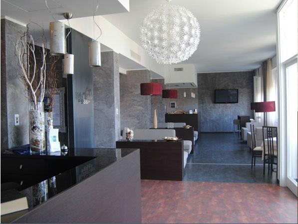 Arredamento alberghi e strutture ricettive for Siti design interni
