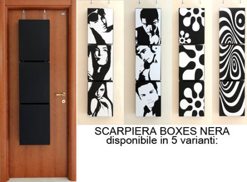 Scarpiere Moderne Design ~ Idee Creative su Design Per La Casa e Interni