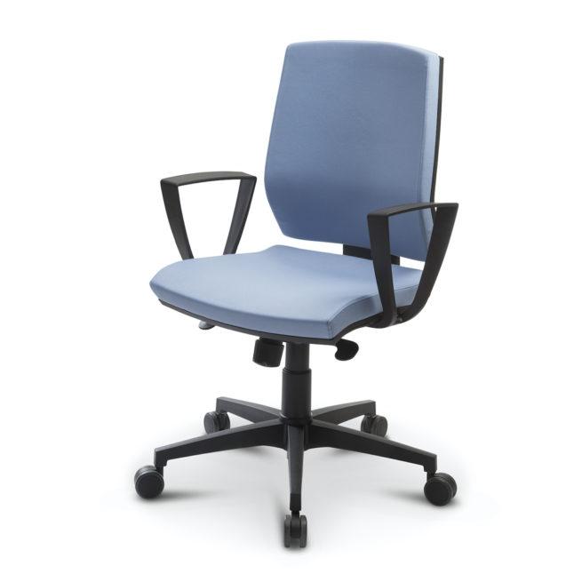 Postazioni da lavoro per la prevenzione del mal di schiena..